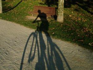 na bicicleta [3] regresso à Madalena