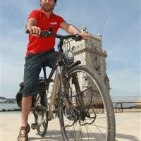 um roteiro de bicicletas pelos caminhos de Portugal