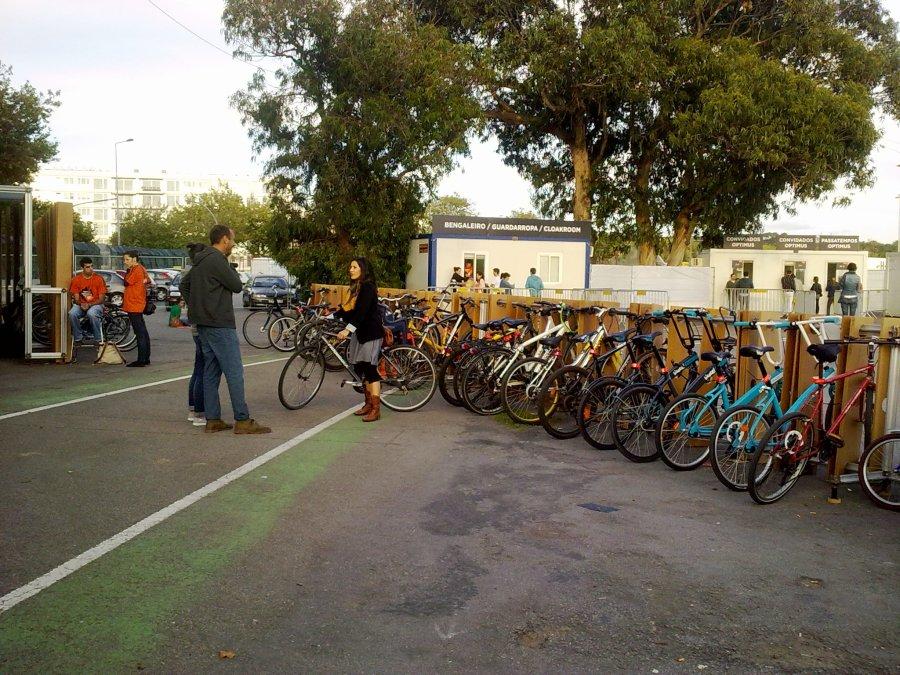Em directo para a Adega do ciclista