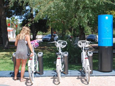 Bicicletas Partilhadas Vilamoura