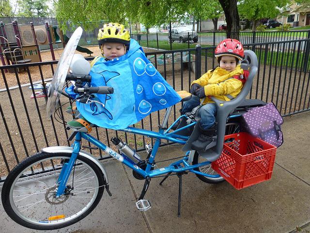 Tiny Helmets Big Bikes 1