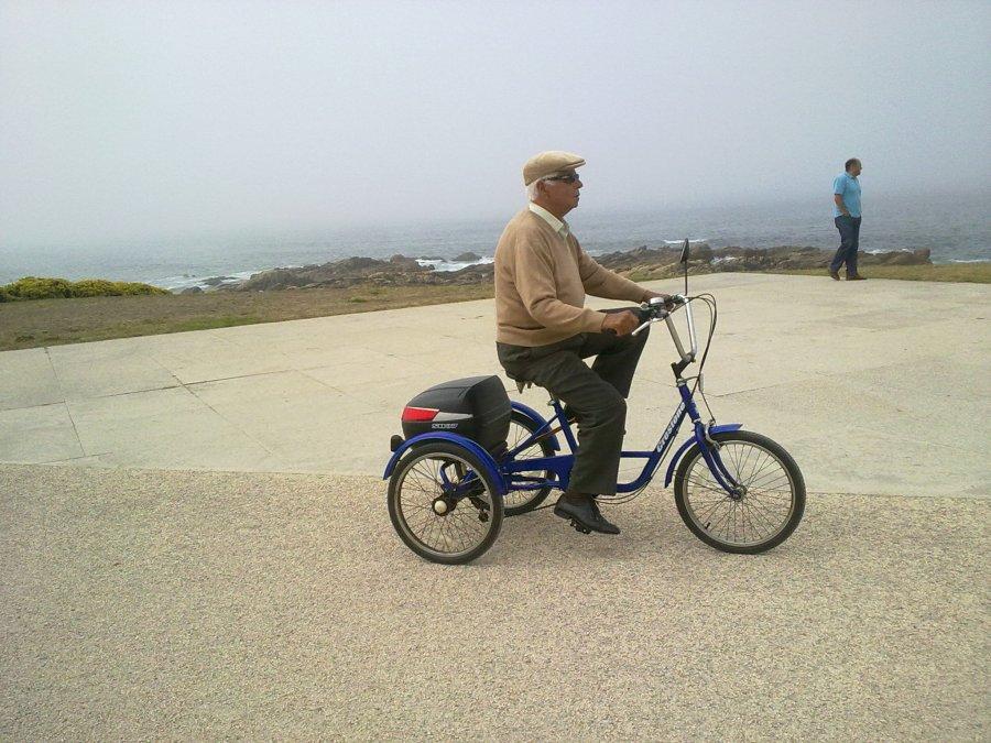 triciclista