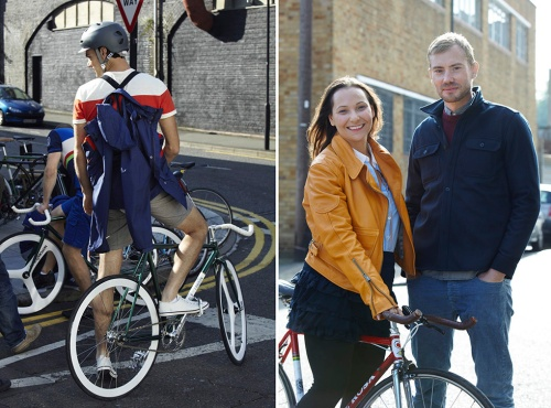 passe a publicidade [38] H&M for Brick Lane Bikes