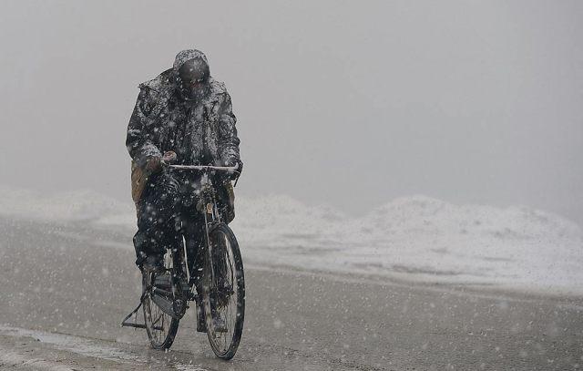 Kabul biker