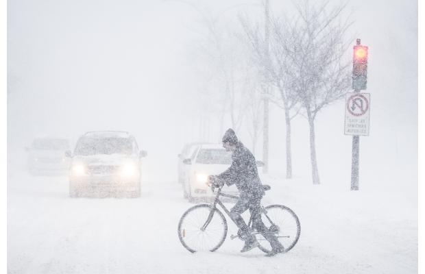 snow Montreal