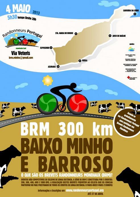 BRM 300 Baixo Minho e Barroso