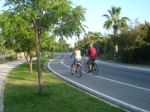 ciclopista Albufeira