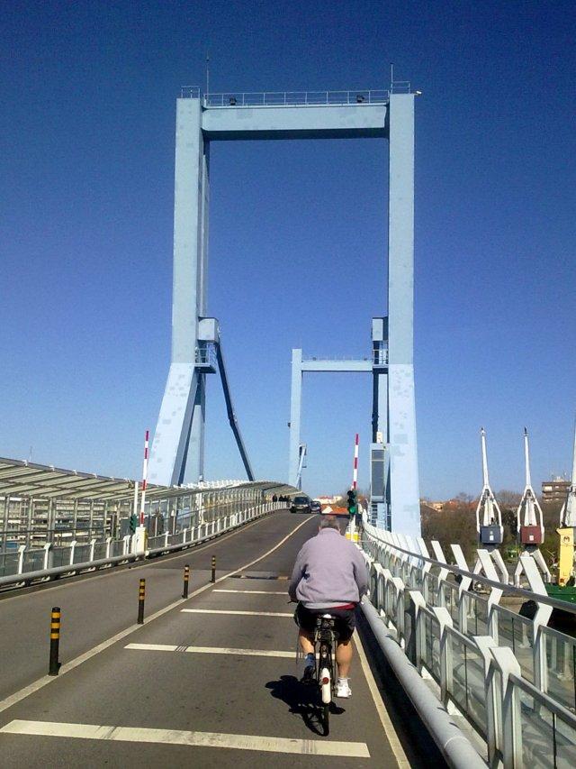 ponte móvel Leixões