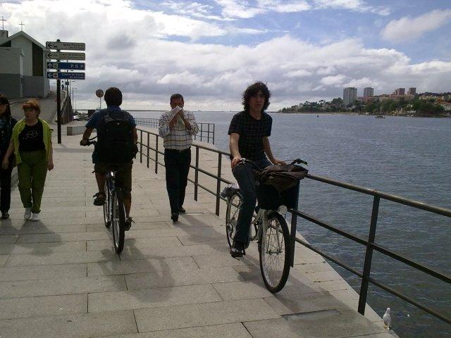 ciclista no passeio 1