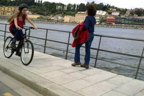 ciclista no passeio 2