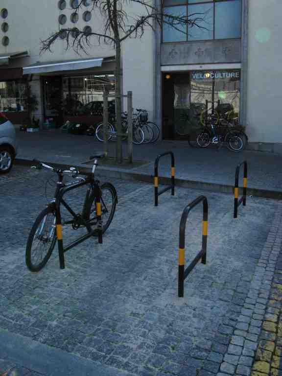 bicicletário- Velo Culture Matosinhos