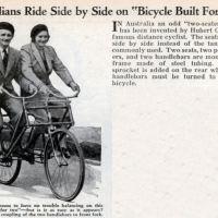 sobre a temática pedalar a par