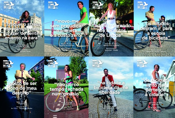 Campanha Semana da Mobilidade CML A -Cidade na ponta dos dedos