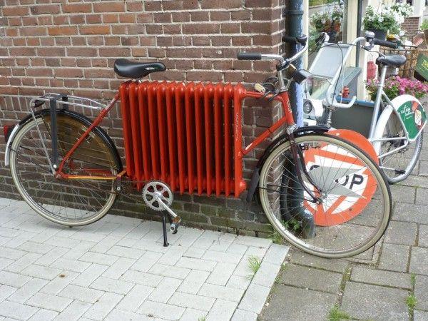 radiador com rodas