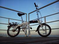 a costureira ciclista
