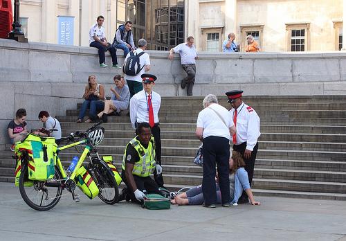 london bikeparamedics