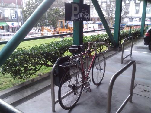 Bicicletário Trindade #2