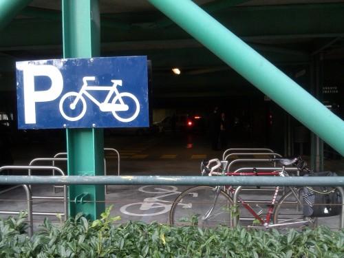Bicicletário Trindade #3