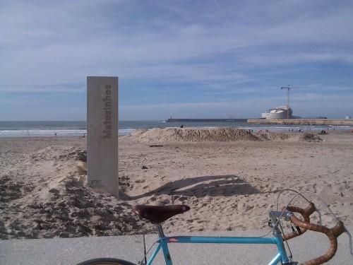 dunas na Praia Matosinhos