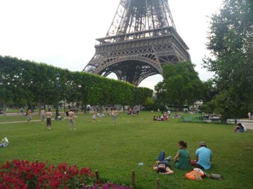 Figura 2 - Uma cidade com lugares para se estar.  Fonte: http://goo.gl/QQhbx0