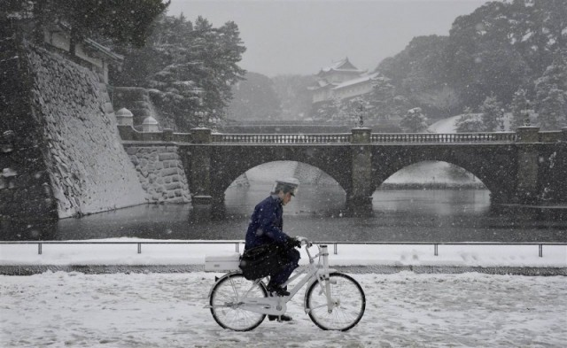 Tokio, Japan. Foto: Franck Robichon