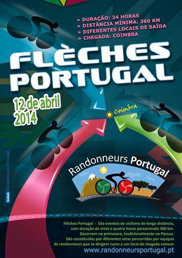 Flèches Portugal