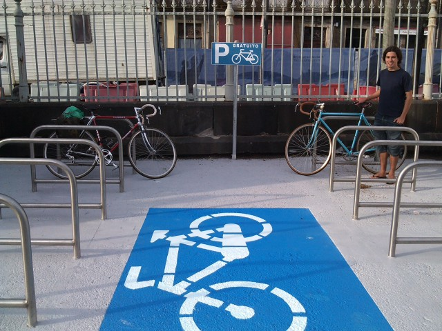 novo Bike Park Alfândega