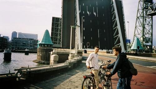 bicicleta na cidade