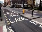 Bus-And-Bike-Lane