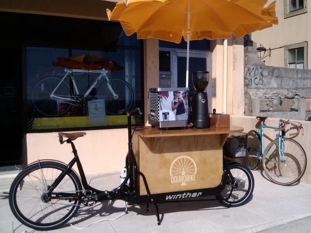 Douro café Bike