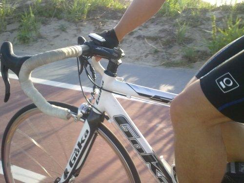 modo speed na ciclovia