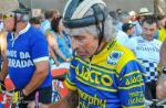 Lau e velhas glórias do ciclismo nacional