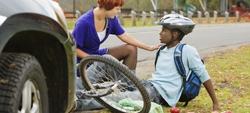 DECO acidentes com bicicletas como resolver