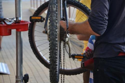 bicicleta do povo