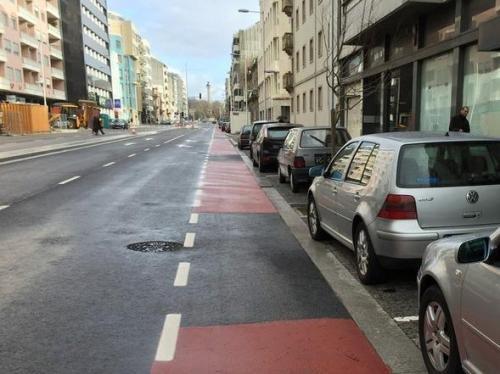 MUBI - ciclovia Avenida Boavista Porto
