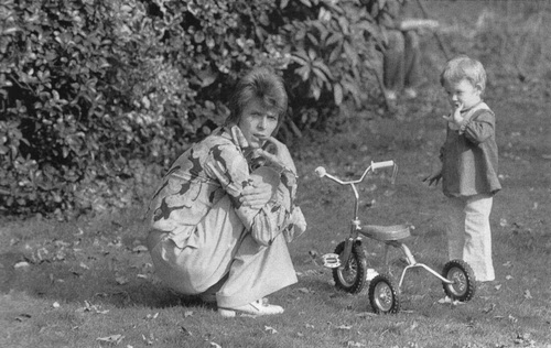 Bicycle Friends David Bowie