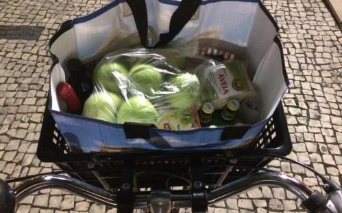 foto Braga ciclavel tambem vais levar ai as batatas