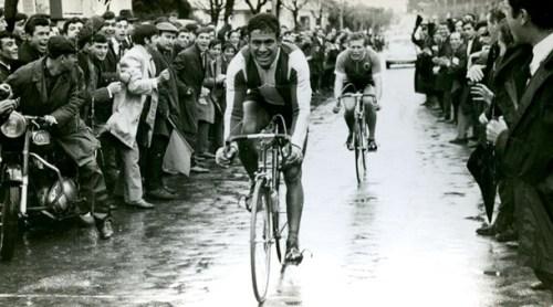 Joaquim Leão, vencedor da Volta a Portugal em1964
