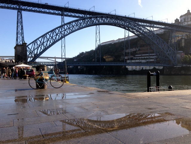 sentindo o Porto e promovendo reflexos da nossa qualidade de vida