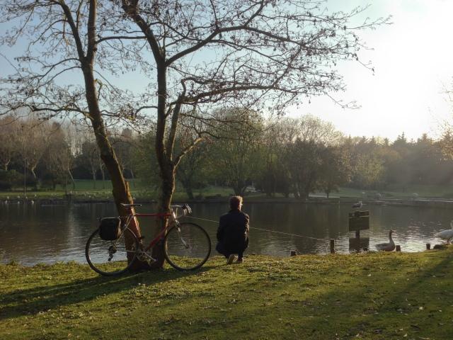 biking park