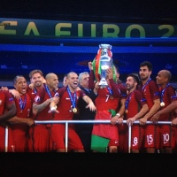 parabéns Portugal...