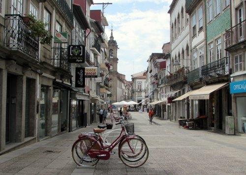 o Porto encanta Braga