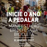 ciclistas portugueses contra o uso obrigatório do capacete