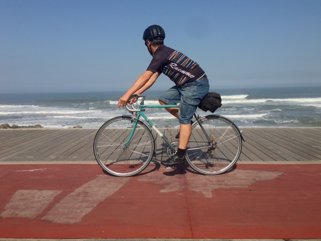 reciclando [33] porque pedalo?