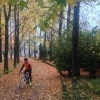 ...para além do facto de ser a melhor altura do ano para pedalar