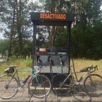 na bicicleta é que está o ganho